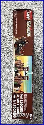 NEW Rare Retired LEGO Wild West Fort Legoredo 6769 668 Pcs In Sealed Box
