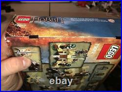 NEW Retired LEGO The Hobbit Rare Mirkwood Elf Army 79012 276 Pcs In Sealed Box