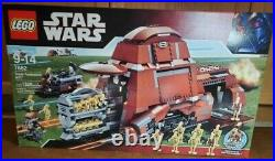 NEW SEALED 7662 Star Wars Droid MMT Transport Tank includes (20) Droids (RARE)
