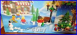 NEW SEALED LEGO 10199 Christmas Winter Village Winter Toy Shop Exclusive RARE