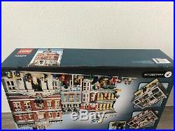 NEW SEALED LEGO Creator Town Hall 10224 RARE RETIRED Modular City NIB