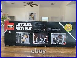 NEW SEALED LEGO Star Wars Death Star (10188) RARE RETIRED