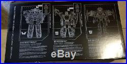 NEW SEALED SDCC Hasbro Transformers Exclusive Titans Return Titan Force (RARE)