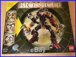 NEWithSealed10203 LEGO BIONICLE VOPORAK RARE Discontinued JAPAN Hobbies LG35