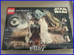 NEWithSealed7194 LEGO STAR WARS Yoda UCS RARE Product JAPAN Hobbies LG44