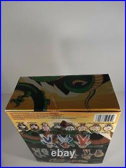 NIB Rare Dragon Ball GT Super Shenron Kid Goku Figure 2 Pack New Sealed