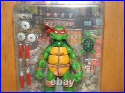 Neca Teenage Mutant Ninja Turtles Michelangelo 5 figure NEW sealed 2008 RARE