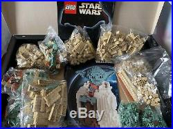 New Lego 7194 Ucs Yoda Star Wars Bags Factory Sealed Very Rare