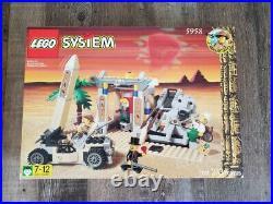 New NIB LEGO Desert Adventurers Mummy's Toomb 5958 (SEALED) RARE