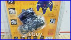 New OEM Nintendo 64 N64 Authentic Grape Purple Controller Sealed Rare