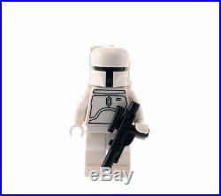 New RARE lego star wars WHITE BOBA FETT minifigure polybag SEALED promo 4597068