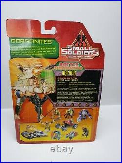New Sealed Kenner Small Soldiers Battle Changing Archer Action Figure 1998 -rare