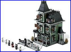 New Sealed LEGO Monster Fighters Haunted House 10228 Rare & Discontinued Mint