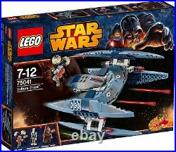 New Sealed Lego Star Wars 75041 Vulture Droid Rare Discontinued & Retired Set