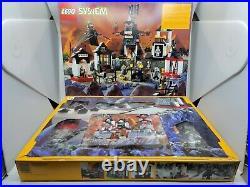 New Vintage LEGO 6093 Flying Ninja Fortress Samurai Retired Sealed RARE! 1998