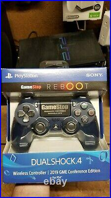PS4 Dualshock Controller, Gamestop 2019 Managers Conference, Sealed, Rare