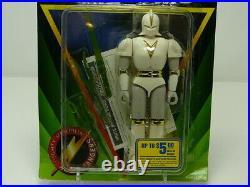 Power Rangers White Battleborg Factory Sealed MOC Employee Owned Original Rare