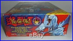 RARE 2003 Yu-Gi-Oh Blue-Eyes Ultimate Dragon Model Kit 13 New Sealed Mattel