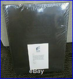 RARE Edition SEINFELD COFFEE TABLE BOOK SONY PICTURES TV Sealed in Orig Plastic