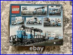 RARE Lego Creator Maersk Train (10219) NIB And Factory Sealed