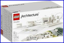 RARE! NWT Sealed AUTHENTIC LEGO Studio Architecture 21050 RETIRED