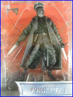 RARE SEALED 2004 Mezco Hellboy 1.5 Officer Kroenen 7 Inch Action Figure NEW NIP