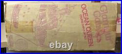 RARE Sealed 80s Glamour Gals OCEAN QUEEN CRUISE SHIP Never Opened