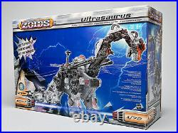 RARE VINTAGE TOMY ZOIDS ULTRASAURUS RZ-037 1/72 Scale Model NEW IN SEALED BOX