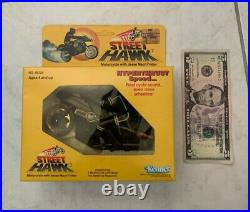 RARE Vintage Kenner Street Hawk STREETHAWK Motorcycle unpunched! SEALED in box