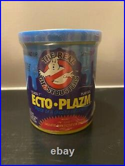 RARE Vintage Kenner The REAL Ghostbusters Ecto plazm. Complete sealed set