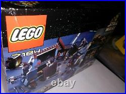 RARELego Star Wars 7184 Trade Federation MTT 1ST EDITIONYEAR 2000SealedNEW