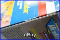 Rare 1997 Huge Micro Machines Military Combat Carrier Playset Galoob New Sealed