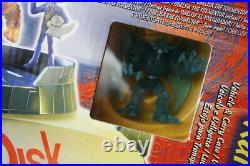 Rare 2003 Yu Gi Oh Kaiba Skyship Playset Vehicle & Carry Case Mattel New Sealed
