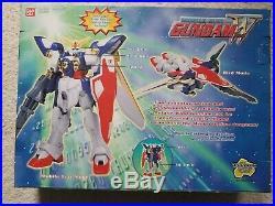 Rare Deluxe Transforming Wing Gundam'95/2000 BANDAI NEW FACTORY SEALED
