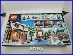 Rare LEGO Seasonal Winter Village Bakery (10216) NIB New Sealed Retired Set