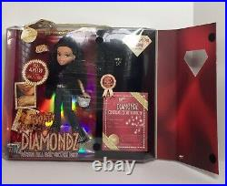 Rare MGA Bratz Forever Diamondz Jade Doll New Sealed Package First Release