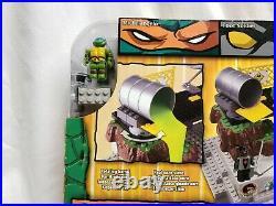 Rare Mega Bloks TMNT Ninja Turtles 1411 Battle Shell Bridge (New Sealed)