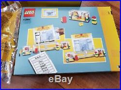 SEALED LOT Lego 40305, 40359, 40178 Microscale Lego Brand Store RARE Exclusive