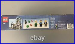 Sealed New Very Rare Lego 10190 Modular MARKET STREET Early Edition Modular