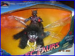 Sectaurs General Spidrax / Spiderflyer sealed acessoriesIn Box Coleco 1984 RARE