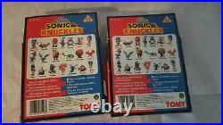 Sonic Sega the Hedgehog Toy Figure Tomy Rare Sealed Limited Knuckles Vintage