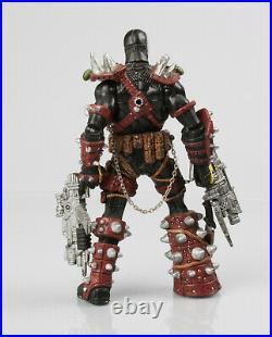 Spawn IV Series 12 Ultra Figure 5 Weapons Rare! Plus Free Clown IV