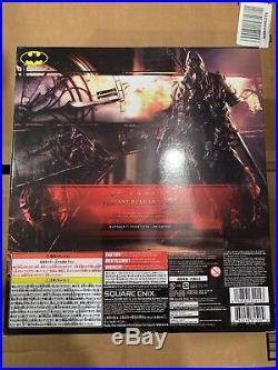 Square Enix DC Comics Variant Play Arts Kai Batman Timeless Bushido RARE Sealed
