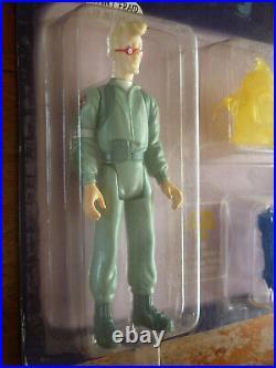 The Real Ghostbusters Original Release 1986 Egon Spengler Kenner MOC Rare Sealed
