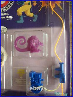 The Real Ghostbusters Original Release 1986 Ray Stantz Kenner MOC Rare Sealed
