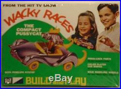 The Wacky Races Compact Pussycat Penelope Pitstop Model Kit MPC (Sealed) RARE