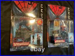 Toy Biz Spider-Man Super Poseable Action Figure Movie Merchandise VHTF RARE GIFT
