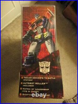 Transformers Masterpiece Optimus Prime MP-10 TRU Exclusive RARE (SEALED)