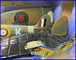 Ultimate Soldier X-D Supermarine Spitfire MK. 1 Military 1/18 Vehicle Sealed Rare