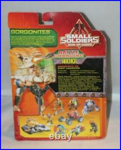 Ultra Rare 1998 Small Soldiers Battle Changing Archer Gorgonite Kenner Sealed